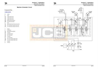 JCB Dumpster HTD5 Manual