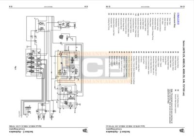 JCB Loader 409B Service Manual