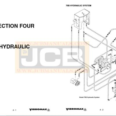 Vibromax Roller 70b Service Repair Manual