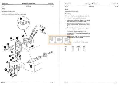 JCB Attachments repair manual