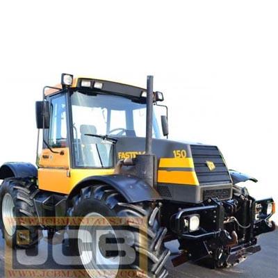 JCB Fastrac 125 135 145 150 155 185 Service Repair Manual