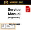 JCB 525-50 manual