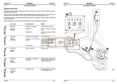 JCB 525-50 service manual