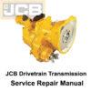 JCB Drivetrain