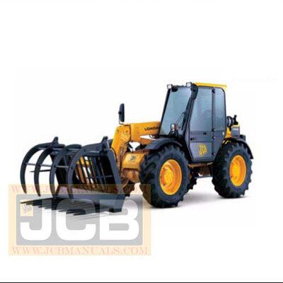 JCB Rear Engine Loadalls 526,526S,528-70,528S Service Repair Manual