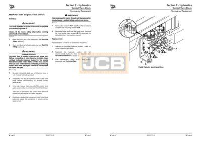jcb 526S service manual