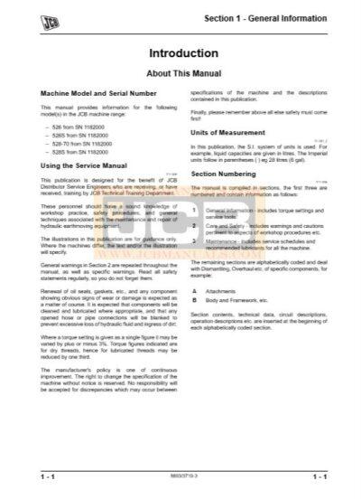 jcb 528 70 service manual