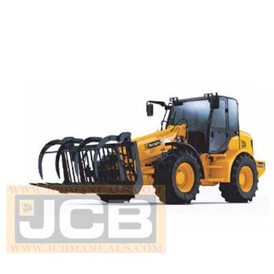 JCB TM200 TM270 TM300 Agricultural Loader Service Repair Manual