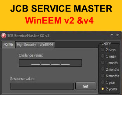 jcb service master keygen