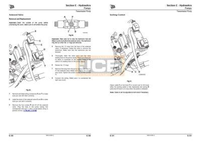 JCB 403 loader manual