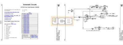 JCB 403 service manual