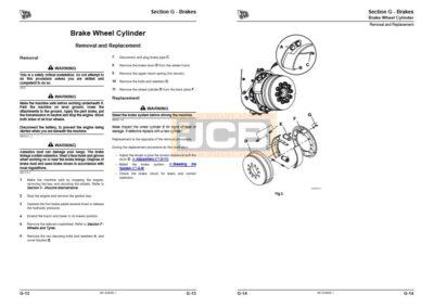 JCB 516 40 repair manual