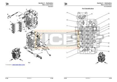 JCB JZ255 Service Manual