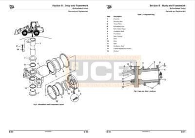 JCB TM220 Service manual