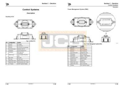 Loader 1CX Service Manual