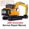 jcb shop manual