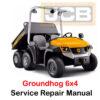 JCB Groundhog 6x4 2