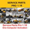 JCB Service Parts Pro