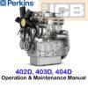 perkins engine pdf manual