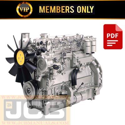 Perkins Engine Series 1000 Workshop Manual