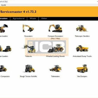 JCB SERVICE MASTER 4 v1.73.3 Pre Activated