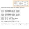 jcb 500 service manual