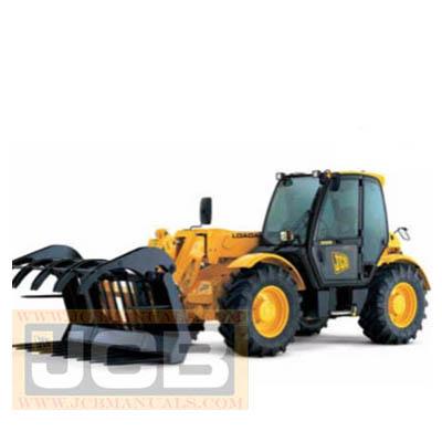 JCB Side Engine Loadalls 530, 532, 533, 535, 537, 540 Service Repair Manual