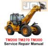 JCB TM200