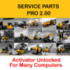 jcb Parts Pro keygen