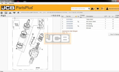 jcb parts pro 2