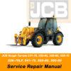 jcb repair manual 10