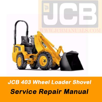 jcb repair manual 7