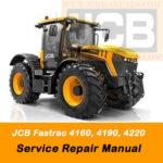 JCB Fastrac 4160, 4190, 4220 Service Repair Manual